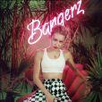 Miley Cyrus prend la pose pour la promotion de son prochain album, Bangerz.