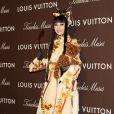 Princess Tenko assiste au vernissage de l'exposition The Timeless Muses de Louis Vuitton au Tokyo Station Hotel. Tokyo, le 29 août 2013.