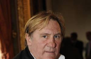 Gérard Depardieu devient chef cuisinier avec Fanny Ardant...et c'est pas du cinéma !