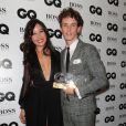Daisy Lowe et Eddie Redmayne lors des GQ Men of the Year Awards à la Royal Opera House. Londres, le 3 septembre 2013.