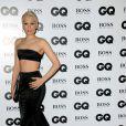 Jessie J, habillée d'une robe Persy Yaniv, assiste aux GQ Men of the Year Awards à la Royal Opera House. Londres, le 3 septembre 2013.