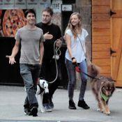 Amanda Seyfried et Justin Long amoureux ? Inséparables, leur idylle se précise