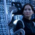 Jennifer Lawrence dans Hunger Games - L'Embrasement