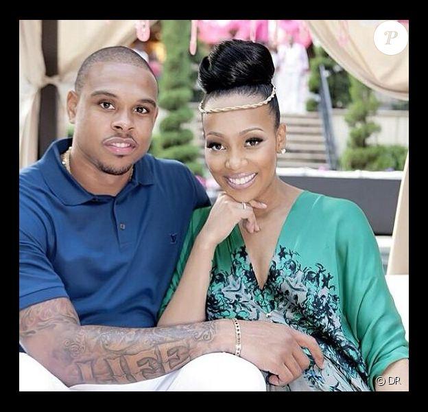 La chanteuse Monica et son mari Shannon Brown sont les heureux parents d'une petite Laiyah née le 3 septembre 2013.