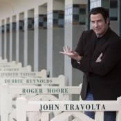 Deauville : John Travolta, honoré, décroche sa cabine et entre dans la légende !