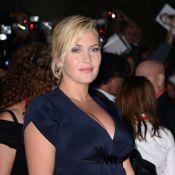 Kate Winslet : Enceinte, heureuse et fière de son 'Labor Day' à Toronto