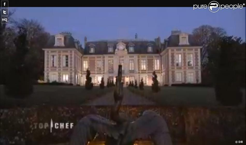 ch teau de villiers le b cle essonne appartenant yves lecoq pr sent dans top chef sur m6. Black Bedroom Furniture Sets. Home Design Ideas