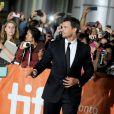 Tom Welling pour la présentation du film Parkland le 6 septembre 2013 lors du Festival international du film de Toronto (TIFF) au Canada