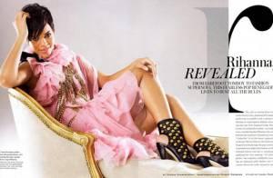 PHOTOS : Quand la magnifique Rihanna joue au mannequin !
