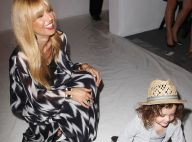Fashion Week : Rachel Zoe, enceinte et applaudie devant son fils Skyler