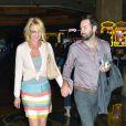 Katherine Heigl et son mari Josh Kelley à Las Vegas le 2 octobre 2012