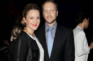 Fashion Week : Drew Barrymore, souriante et in love chez Marc Jacobs