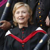 Hillary Clinton : Sans Bill mais émue et fière, avant de faire le grand saut ?