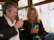 L'amour est dans le pré 8 - Françoise : ''Pour Thierry rien n'est grave !''