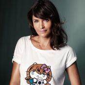 Helena Christensen : Beauté intacte à 44 ans, elle relooke Hello Kitty