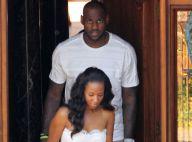 LeBron James : Première sortie avec son épouse Savanah pour le jeune marié