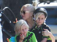 Gwen Stefani, enceinte : Radieuse au parc avec ses fils, malgré un gros chagrin