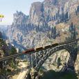 Image tirée du jeu Grand Theft Auto V de Rockstar Games, sorti le 17 septembre 2013