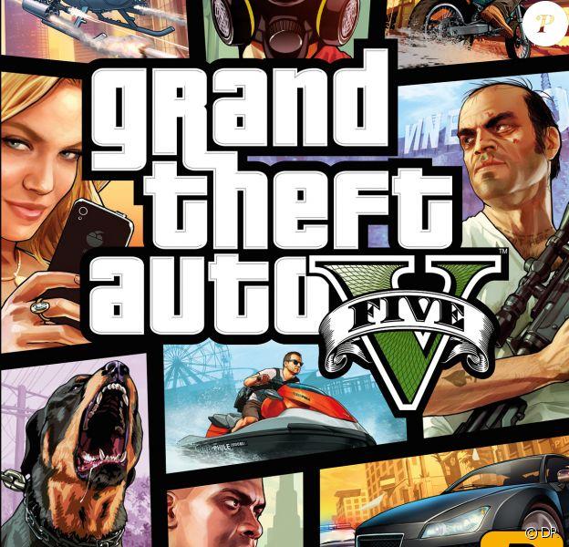 Grand Theft Auto V, le jeu événement de la rentrée 2013, est sorti le 17 septembre.