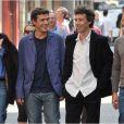 Les quatres amis dans Le Coeur des hommes 3.