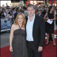 Gillian Anderson et Mark Griffiths