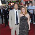 David Duchovny et Gillian Anderson