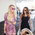 Tamara et Petra Ecclestone, complices dans les rues de Beverly Hills, le 19 septembre 2013