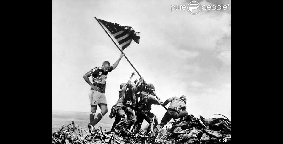 Briefe Von Iwo Jima : Thierry henry était à iwo jima