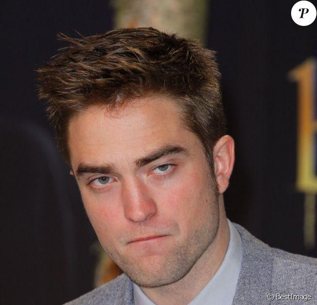 Robert Pattinson à Berlin, le 16 novembre 2012.