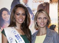 Hinarani de Longeaux : La sexy Miss Tahiti glamour près de Sylvie Tellier