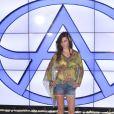 Défilé de mode prêt à porter printemps-été 2014 du créateur Adnan Taletovic à Paris le 26 septembre 2013.