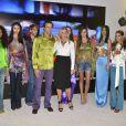 Adanan Taletovic au défilé de mode prêt à porter printemps-été 2014 du créateur Adnan Taletovic à Paris le 26 septembre 2013.