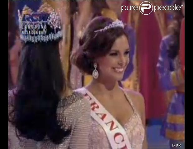 Marine Lorphelin, Miss France 2013, est élue deuxième dauphine de Miss Monde 2013 de l'élection Miss Monde 2013 le 28 septembre 2013 à Bali