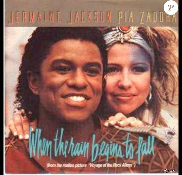 When The Rain Begins To Fall de Jermaine Jackson et Pia Zadora