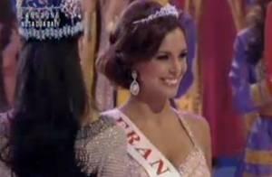 Miss Monde 2013 - Marine Lorphelin heureuse de son exploit : 'Un immense succès'