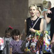 Sarah Michelle Gellar et sa fille en pleurs face à Gwen Stefani enceinte