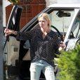 L'actrice Jennie Garth à Los Angeles, le 27 septembre 2013.