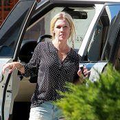 Jennie Garth : Maman speed mais décontractée, elle n'a pas peur du naturel !