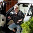Jennie Garth à Los Angeles, le 27 septembre 2013.