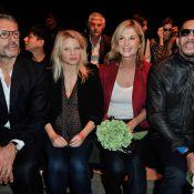 Mélanie Thierry enceinte : Modeuse aux côtés de JoeyStarr et Michèle Laroque