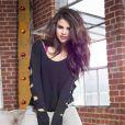 Selena Gomez, créatrice et égérie de sa collection adidas NEO. Campagne publicitaire hiver 2013.