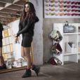 Campagne publicitaire hiver 2013 d'adidas NEO par Selena Gomez.