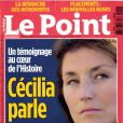 Couverture du Point du 3 octobre 2013.