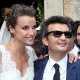Mariage de Thomas Langmann et Céline Bosquet le 22 juin 2013.
