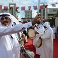 Qatar Prix de l'Arc de Triomphe à Longchamp le 6 octobre 2013.