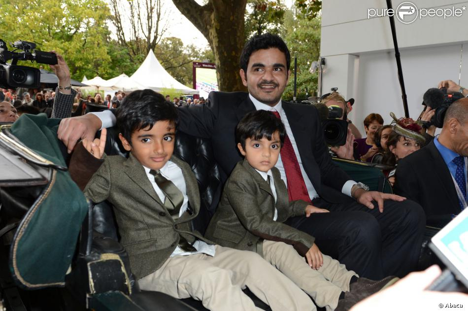 Дети эмира катара фото