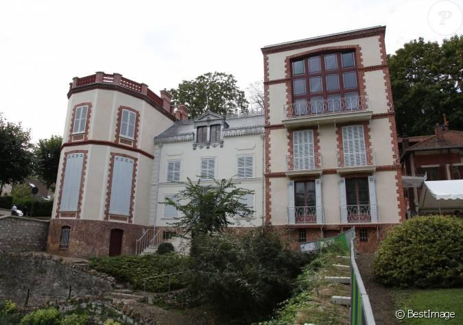 Exclusif p lerinage litt raire la maison d 39 mile zola for Arielle d collection maison
