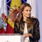 Letizia d'Espagne, princesse chic et rock : Les hommes ne lui font pas peur !