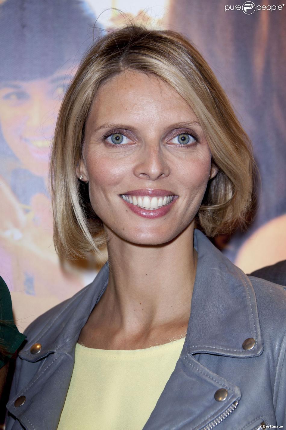 Sylvie Tellier à Paris, le 25 septembre 2013.