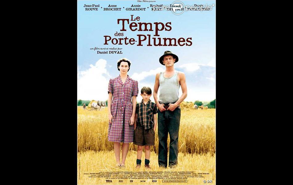 Bande annonce du film le temps des porte plumes 2005 de daniel duval - Le temps des porte plumes film ...